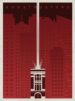Fan Art Posters: Ghostbusters
