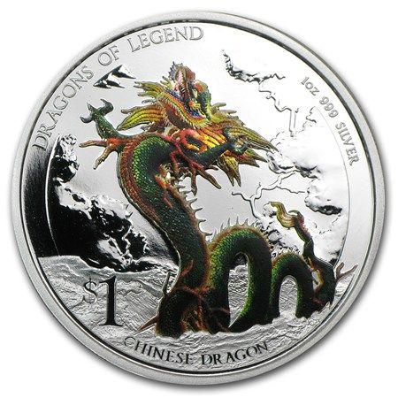 Čínský drak 2012