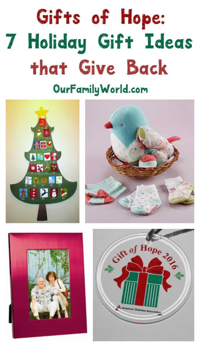 7 Holiday Gifts that Give Back from American Diabetes Association ...