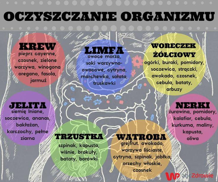 Oczyszczanie organizmu/ abcZdrowie