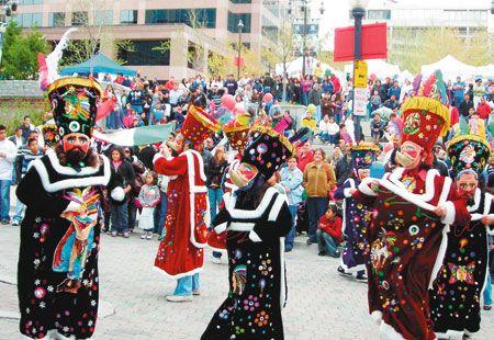 Danza del Brinco del Chinelo, Morelos