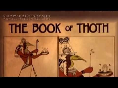 As Raízes da Babilônia - O livro de Thoth, O Deus Pagão do Egito Antigo. - YouTube