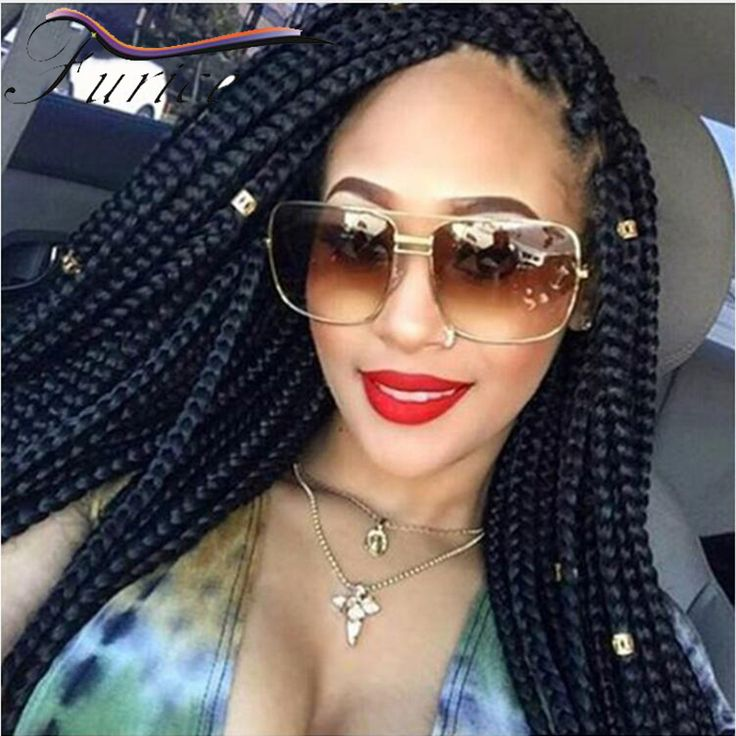 17 Best Images About Box Braids On Pinterest Big Box Braids Jumbo Braids And Poetic Justice