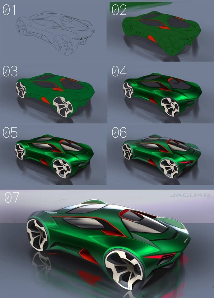 28 Best Car Design Tutorials Images On Pinterest Design