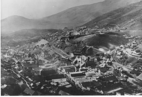 History of Gold Hill, Nevada
