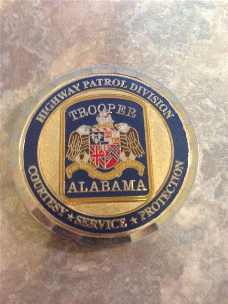 100 best images about State PoliceHighway Patrol Challenge Coins