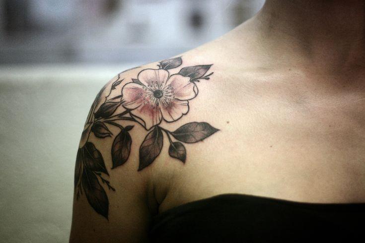 Pin Mandala Shoulder Cap Tattoo Pictures on Pinterest