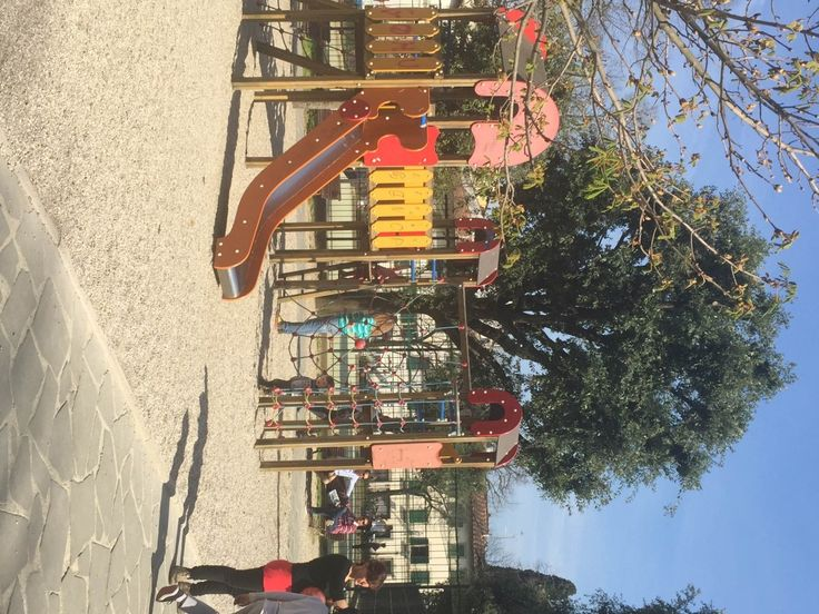 Parks and Playgrounds in Florence