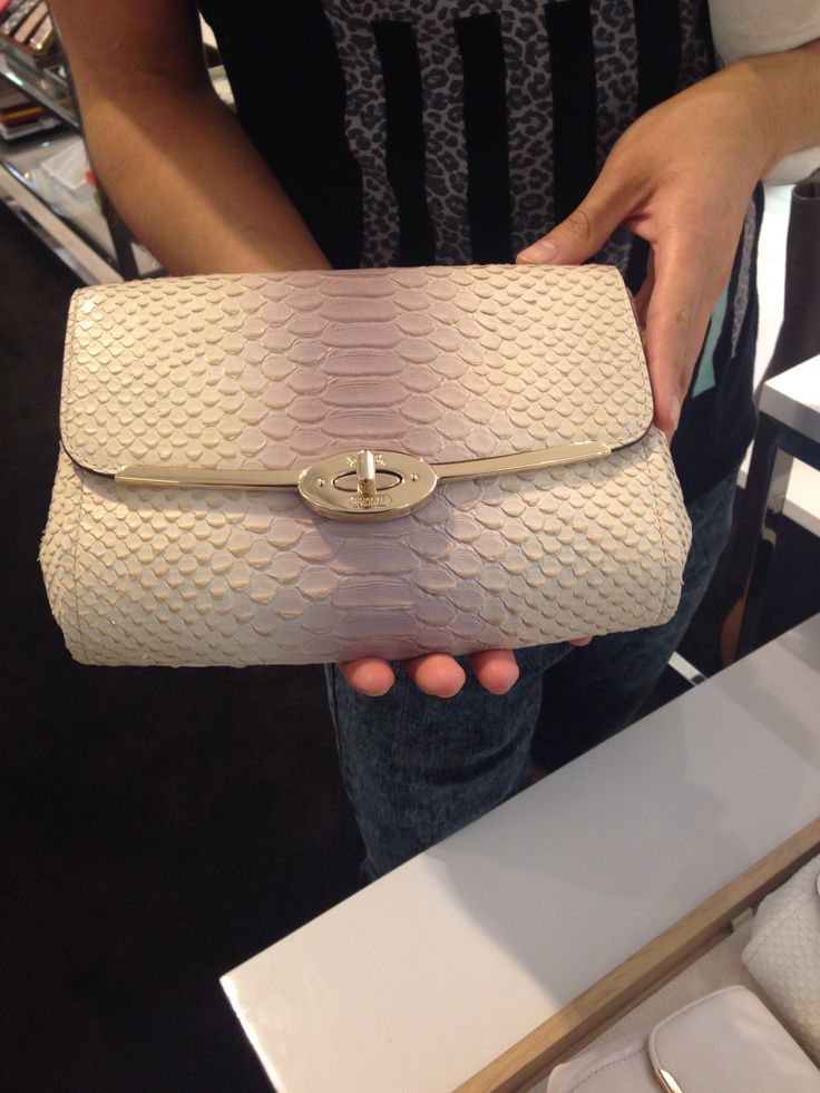 Coach clutch purse 2014 spring collections