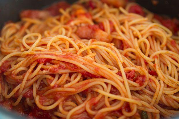 Best Spaghetti all'Amatriciana Recipe