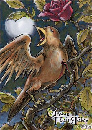 Nightingale and the Rose - Daniel Wong by Pernastudios