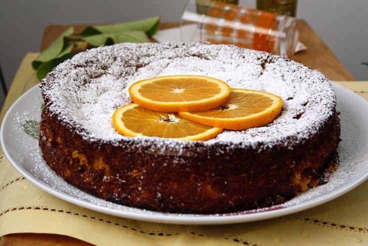 Pastel árabe de Naranja | Las maría cocinillas