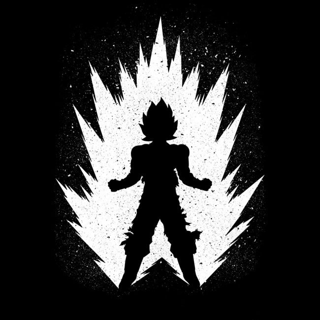 Goku is a T Shirt designed by Proxish to illustrate your life and is available at Design By Humans