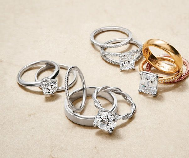 Engagement Ring Shopping Rules - Getting Engaged - Popping the Question