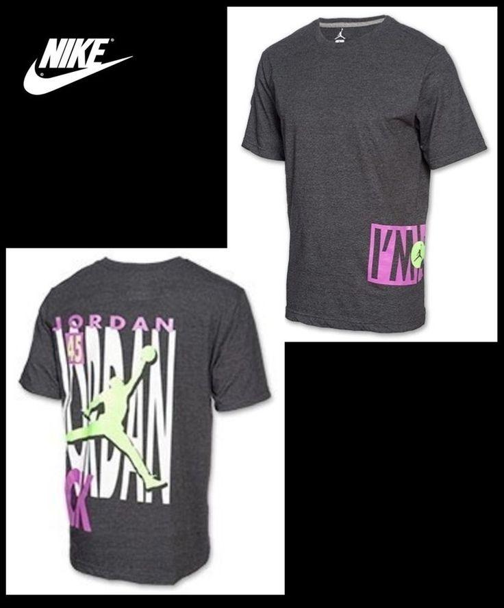 NEW NIKE MEN'S AJX JORDAN I'M BACK T-SHIRT SIZE LARGE 576788 033 NWT #Nike #GraphicTee