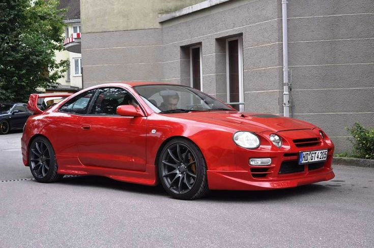Toyota Celica GT-FOUR. I need this!