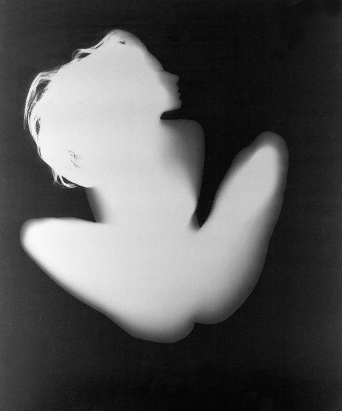 Floris Neusüss :: Nudogramm, 1963