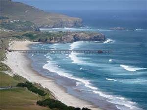St. Clair Beach Dunedin New Zealand