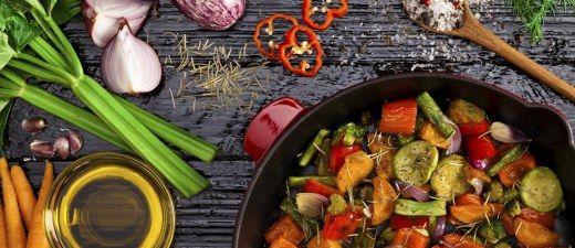 Toma buena nota de nuestras recetas vegetarianas favoritas. Estamos seguras de que te encantarán y además son muy fáciles de preparar...