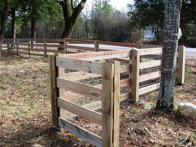 Board And Post Fence Installer