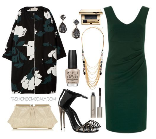 """Happy Thursday Bombshells! It appears that summertime lovin' has transitioned into the Fall cuffing season as happy couples make their way down the aisle to tie the knot and jump the broom. And this week's wedding What to Wear inquiry is serving up a stylish twist. Nikie writes, """"I'm attending a wedding with a """"Prohibition"""" […]"""