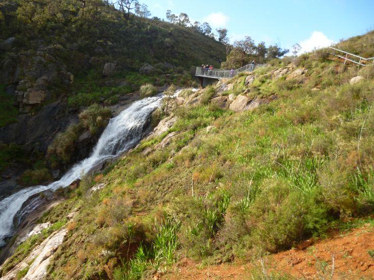Lesmurdie Falls Falls Road Perth Hills