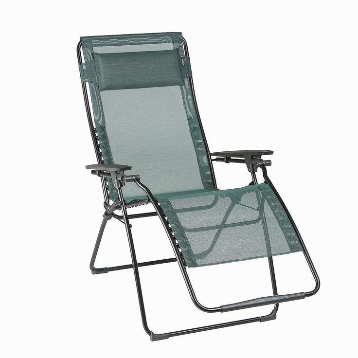 Lafuma Futura Clipper Xl Zero Gravity Lounge Chair