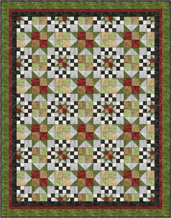 487 best Seeing Stars & Pinwheels Quilts images on Pinterest ... : cozy quilts port hope - Adamdwight.com