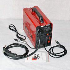 125 Amp MIG Flux Core Wire Welding Soldering Machine 110V W/Accessories