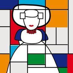 illigraphics.nl 10 januari #10 Mondriaan