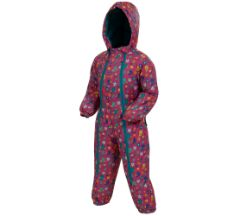 Insulated Waterproof Suit - Birdie Print