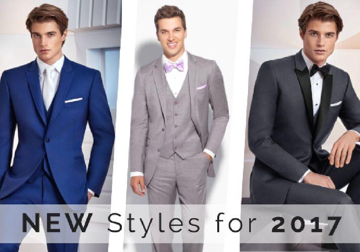 9 New Styles for 2017 from http://www.mytuxedocatalog.com/blog/9-new-styles-2017/