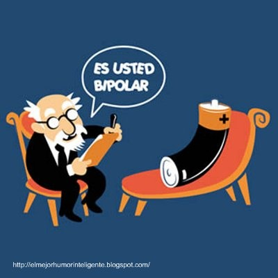 """Are you bipolar?"""