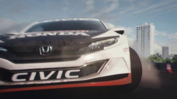 "Honda Motorsports- ""Racing at Heart"" https://youtu.be/VTFcoh2kj5I"