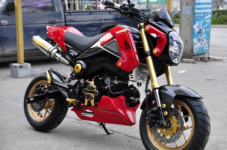 Honda grom - Honda Grom Forum #hondagrom #hondamsx125