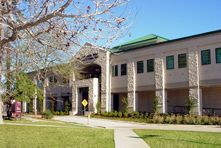 Barbara Bush Branch Library @ Cypress Creek website