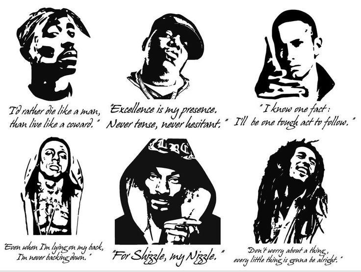 Lil Wayne Vs Eminem Quotes