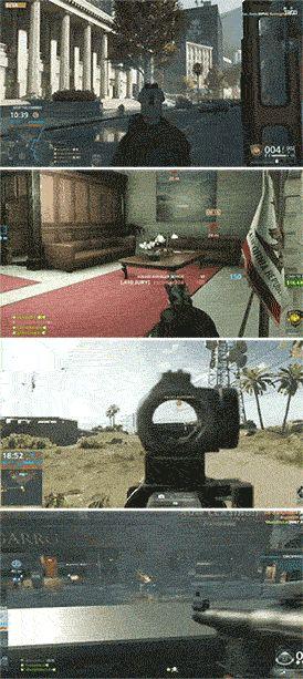 Only in Battlefield Hardline beta