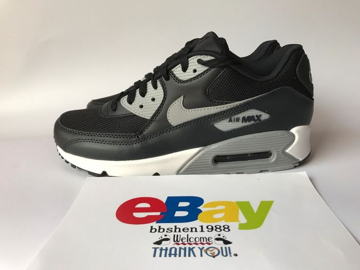 Best Drop Shipping Nike Air Max 90 Essential Couple running shoes Burgundy