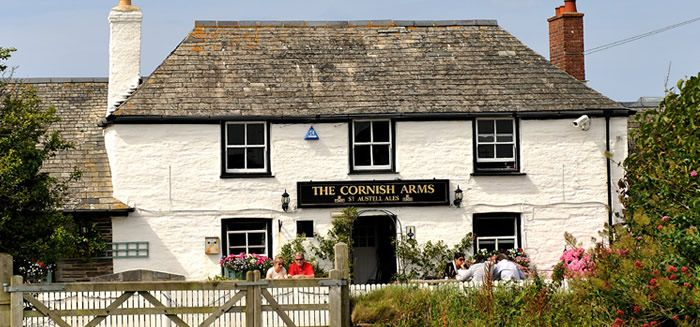 The Cornish Arms - Restaurants - Rick Stein
