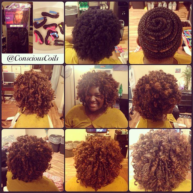 Crochet Braids Types : Crochet Braid Hair Types