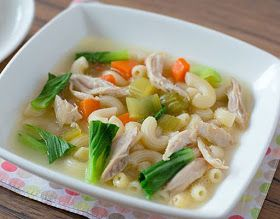Resep Sup Makaroni Sosis Enak Lezat Praktis