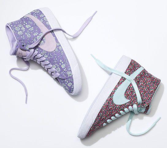 Les baskets Nike x Liberty London http://www.vogue.fr/mode/news-mode/diaporama/les-baskets-nike-x-liberty-london-customiser-fleurs-motif-imprime/13164