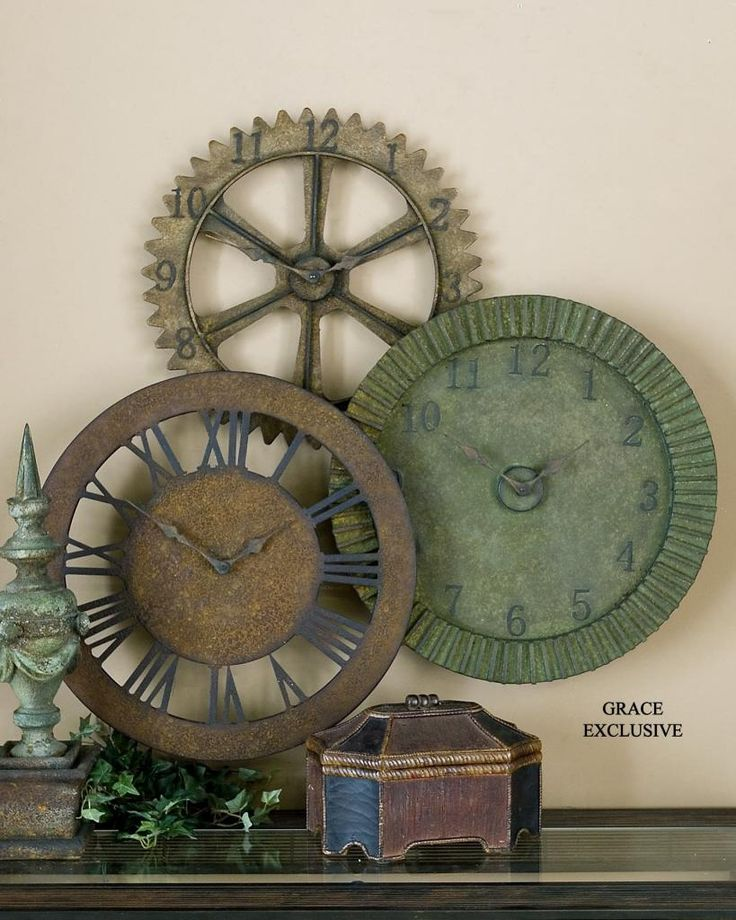Gear Wall Decor best 25+ gear clock ideas on pinterest | wooden gear clock, wooden