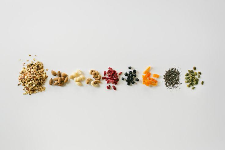 Base + Nuts + Fruit + Seeds