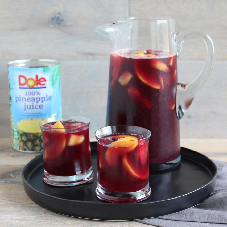 Holiday Sangria Recipe -This sangria has a combination of red wine with brandy and mixed fruit added as a garnish. Wonderful sangria to serve during the winter months.
