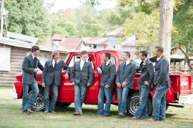cool 78 Amazing Groomsmen Attire Country Ideas for Your Special Day  http://lovellywedding.com/2017/10/20/78-amazing-groomsmen-attire-country-ideas-special-day/
