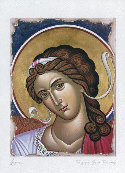 αγγελοι στην βυζαντινη αγιογραφια - Αναζήτηση Google