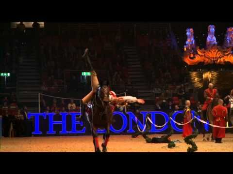 Stunt Team Cossacks by Oleg Iurchyshyn at Olympia 2014 - YouTube
