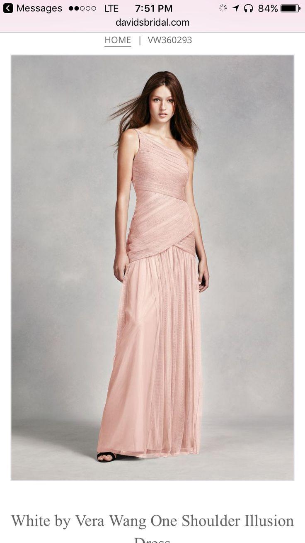 Magnífico Vestidos De Dama De Vera Wang Imagen - Colección de ...